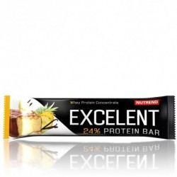 Excelent Protein Bar 85g černý rybíz s brusinkami