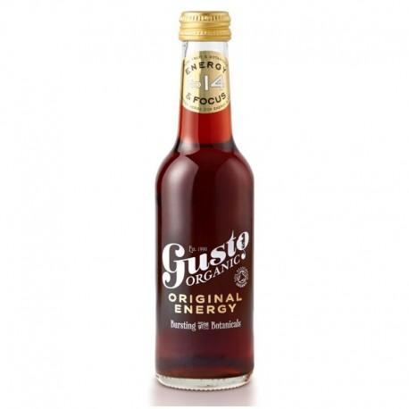 Gusto Organic Original Energy 250ml