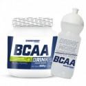 BCAA Drink 500g kiwi + sportovní lahev ZDARMA