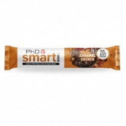 Smart Bar 64g caramel crunch