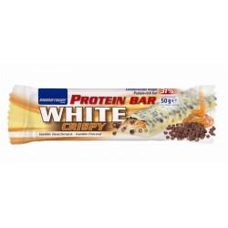 Tyčinka Crispy 50g vanilka s bílou čokoládou