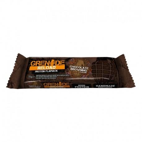 Reload Protein FlapJack 70g čokoláda