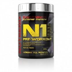 N1 Pre-Workout 510g grep