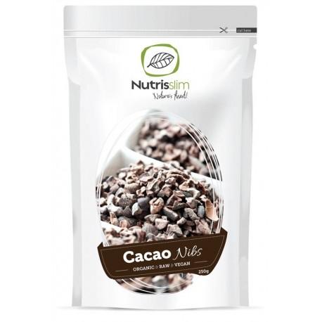 Cacao Nibs 250g Bio
