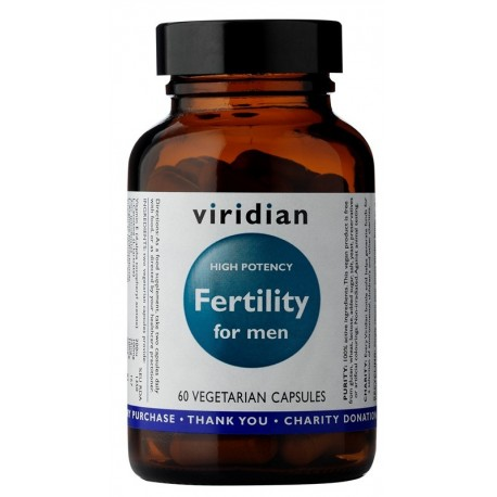 Fertility for Men 60 kapslí