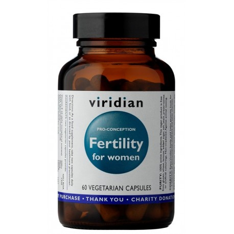 Fertility for Women 60 kapslí