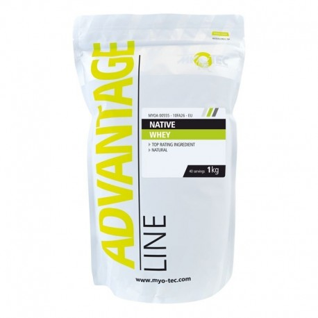 Native Whey 1kg natural