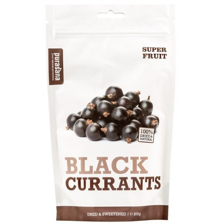Black Currants 200g
