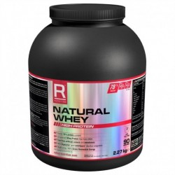 Natural Whey 2,27kg jahoda