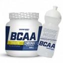 BCAA Drink 500g citron + sportovní lahev ZDARMA
