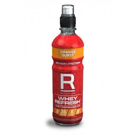 Whey Refresh 500ml - pomeranč