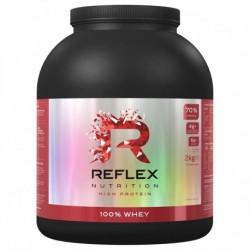 100% Whey Protein 2kg jahoda