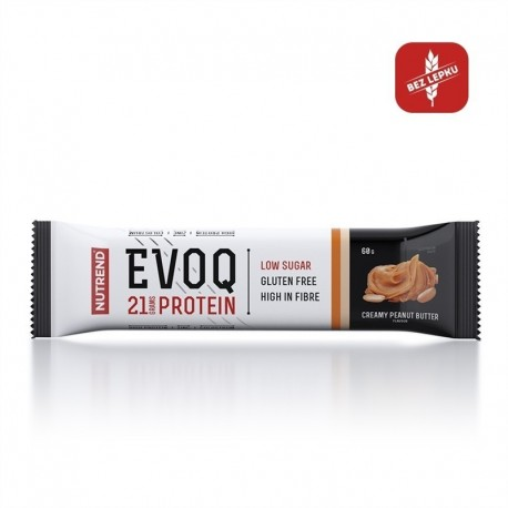 EVOQ 60g arašídové máslo