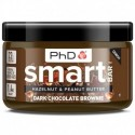 Peanut & hazelnut Butter 500g dark chocolate brownie
