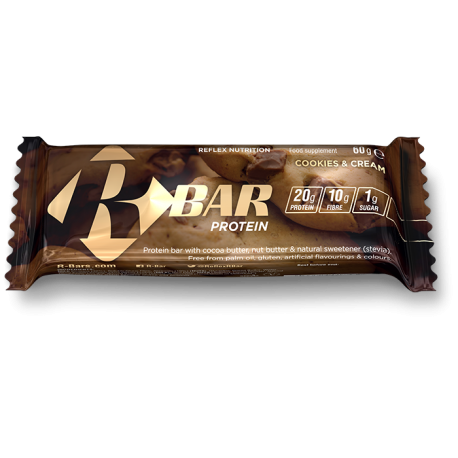 R-Bar Protein 60g cookies cream