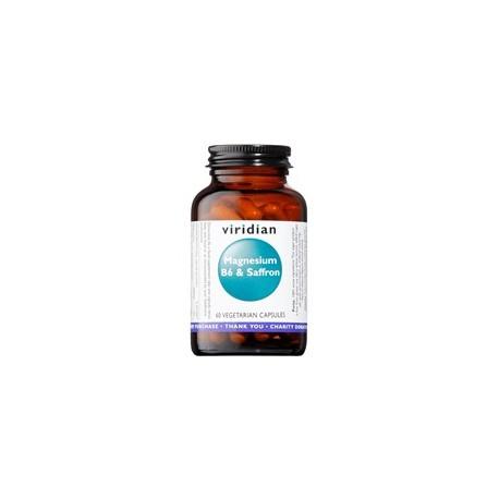 Magnesium B6 & Saffron 60 kapslí