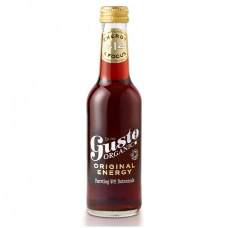 Gusto Organic Original Energy 250ml