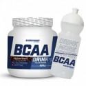 BCAA Drink 500g americká káva + sportovní lahev ZDARMA