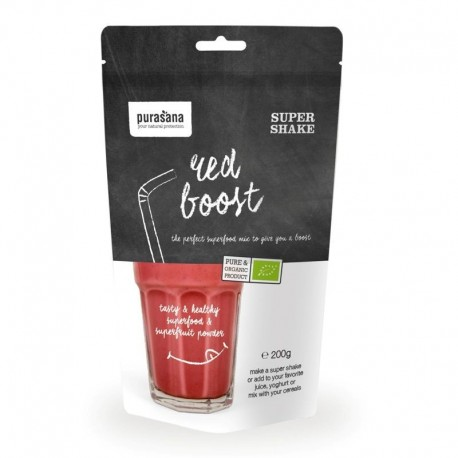 Red Boost Super Shake 200g BIO