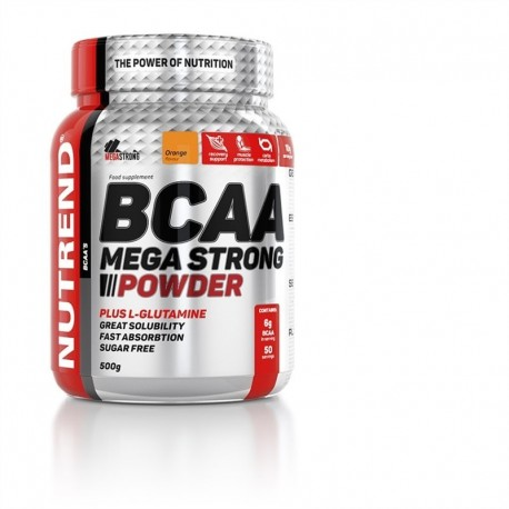 BCAA Mega Strong Powder 500g grep
