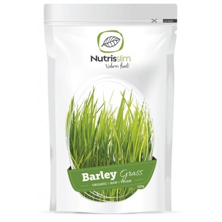 Barley Grass Powder (China) 125g Bio
