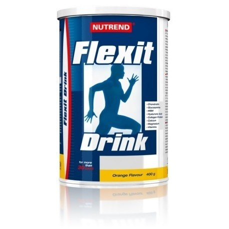 Flexit Drink 400g pomeranč