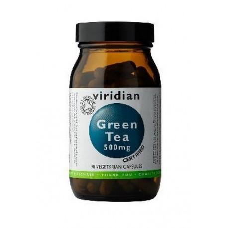 Green Tea 90 kapslí Organic